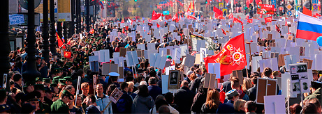 "The Worldwide Cub of Petersburgers proposes holding the march of the ""Immortal Regiment"" as a remote event"