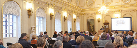 "Annual scholarly conference ""Personalities from Peter the Great's Time"""
