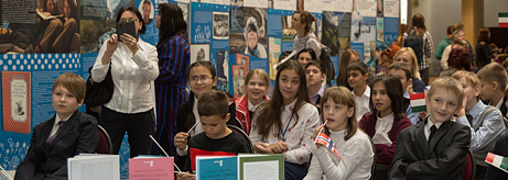 "4th ""Discover Your Europe in the Hermitage"" International Festival"