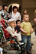 Hermitage Assembles Friends. Festival for Children with Health Problems