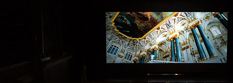Showing of the Documentary Film Hermitage – The Power of Art