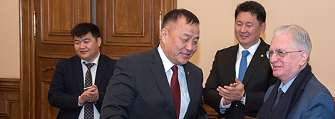 Visit of the Prime Minister of Mongolia