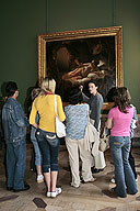 Rembrandt's Birthday in the Hermitage
